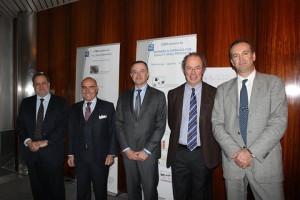 Prima riunione del nuovo CDA del Centro Sviluppo Materiali, a Roma.